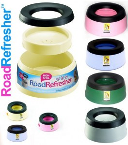 Gamelle anti-renversement Road Refreshers